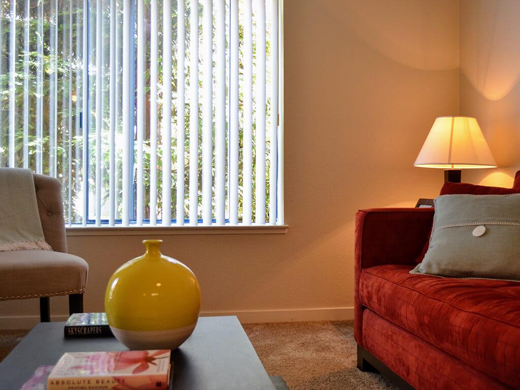 Beautiful Blinds at Del Norte Place Apartments, El Cerrito, 94530