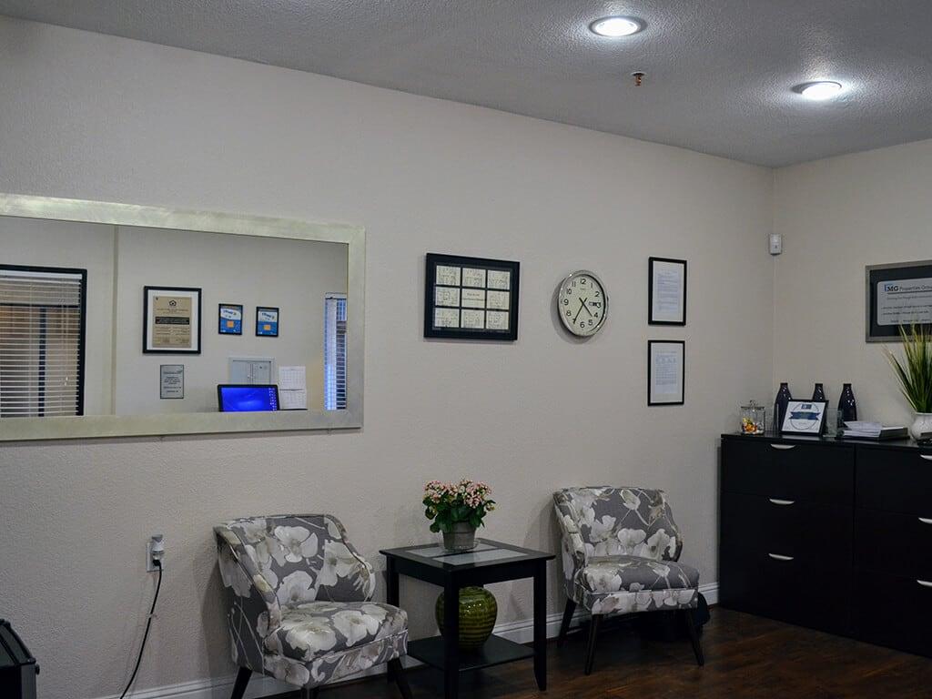 Modern Resident Lounge at Del Norte Place Apartments, El Cerrito, 94530