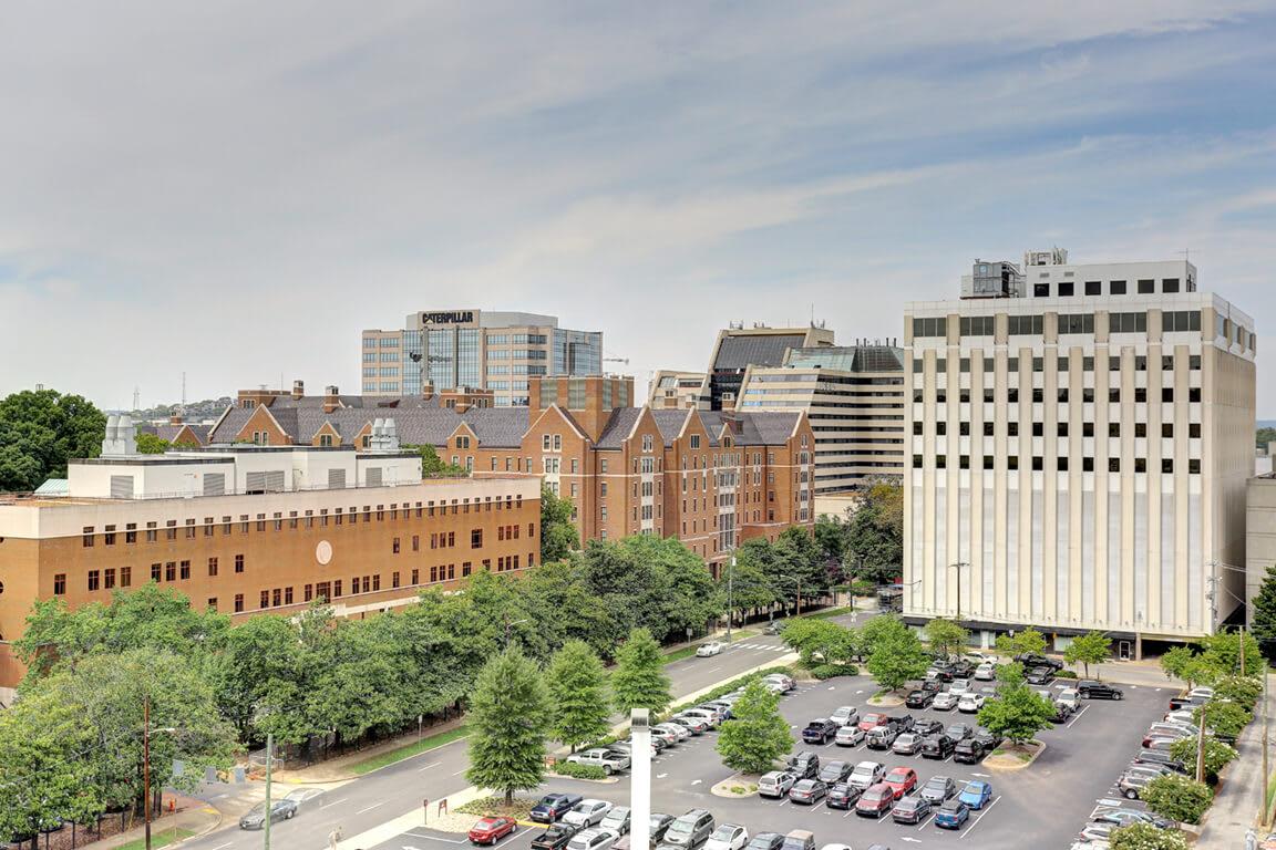 Mind Boggling Property Views at Aertson Midtown, Nashville