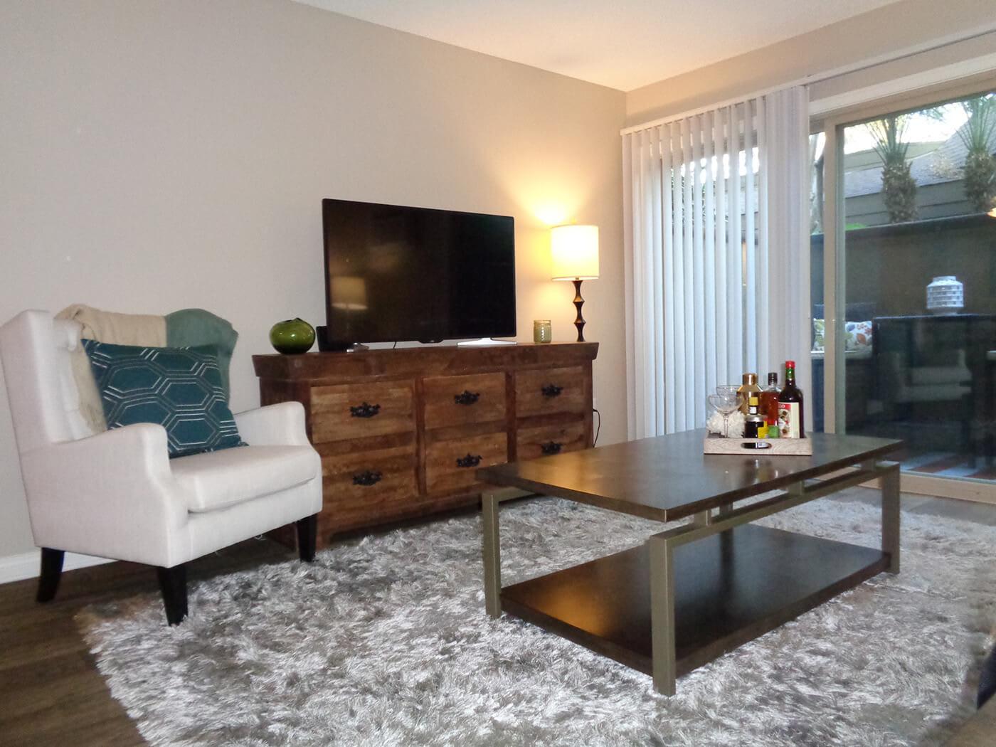 Spacious Living Room at Hills at Hacienda Heights, 2401 S Hacienda Blvd