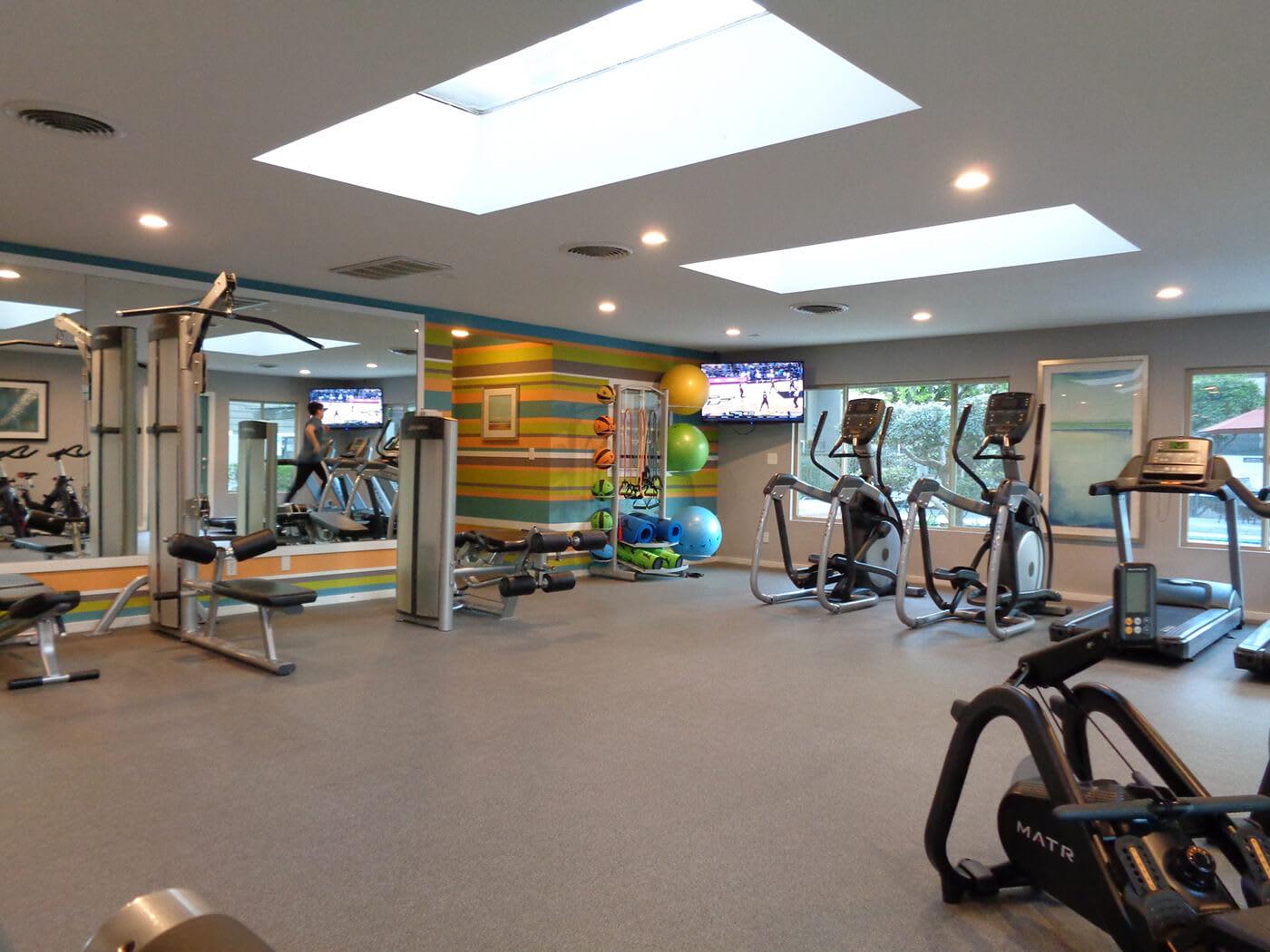 Health and Fitness Center at Hills at Hacienda Heights, Hacienda Heights, CA