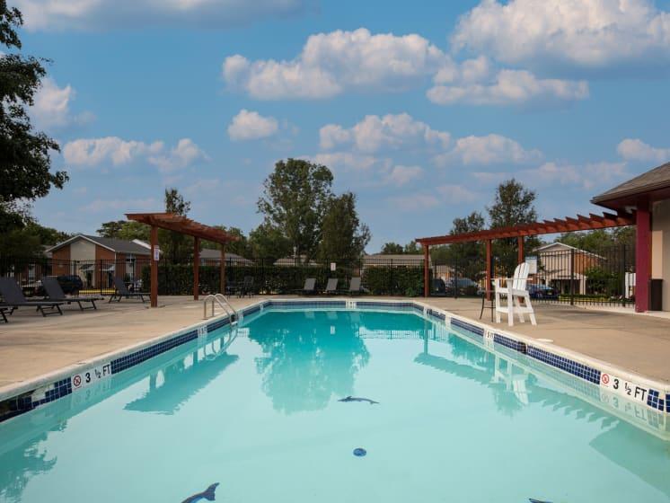 Jumping Brook Apartments Pool