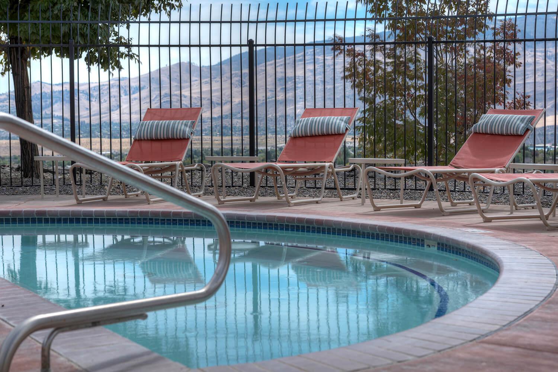 Heated Spa at Manzanita Gate Apartment Homes, Nevada, 89523