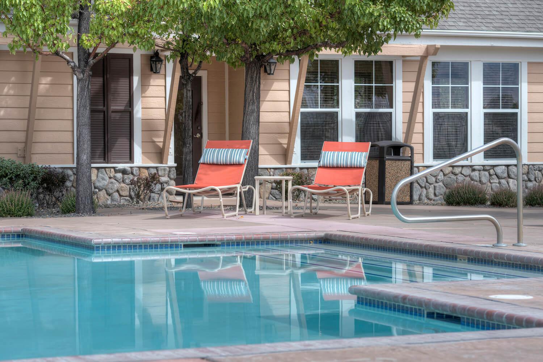 Resort Style Pool at Manzanita Gate Apartment Homes, Reno, 89523