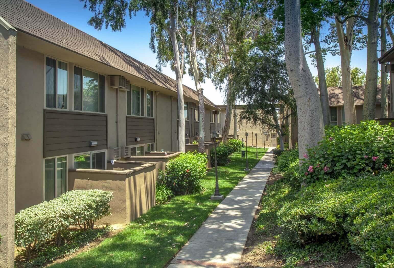 Secured Beautiful Gardens at Hills at Hacienda Heights, Hacienda Heights, CA