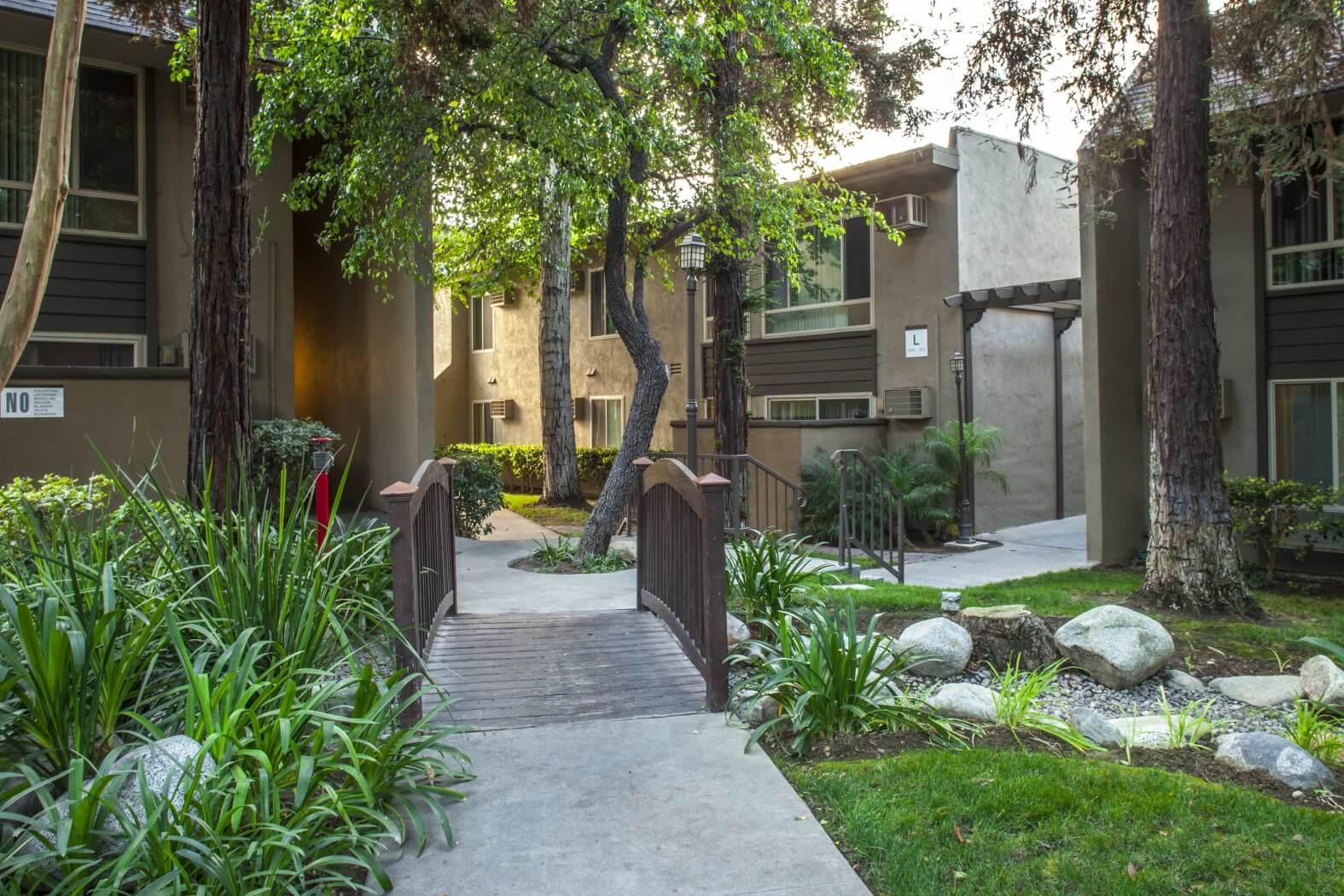 Exquisite Landscaped Garden at Hills at Hacienda Heights, Hacienda Heights, CA, 91745