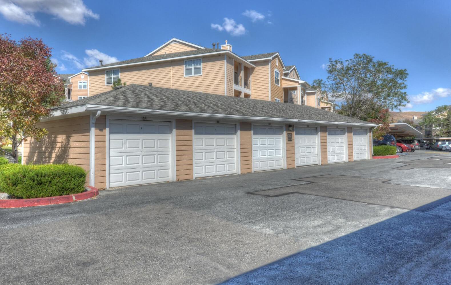 Garages at Manzanita Gate Apartment Homes, NV 89523