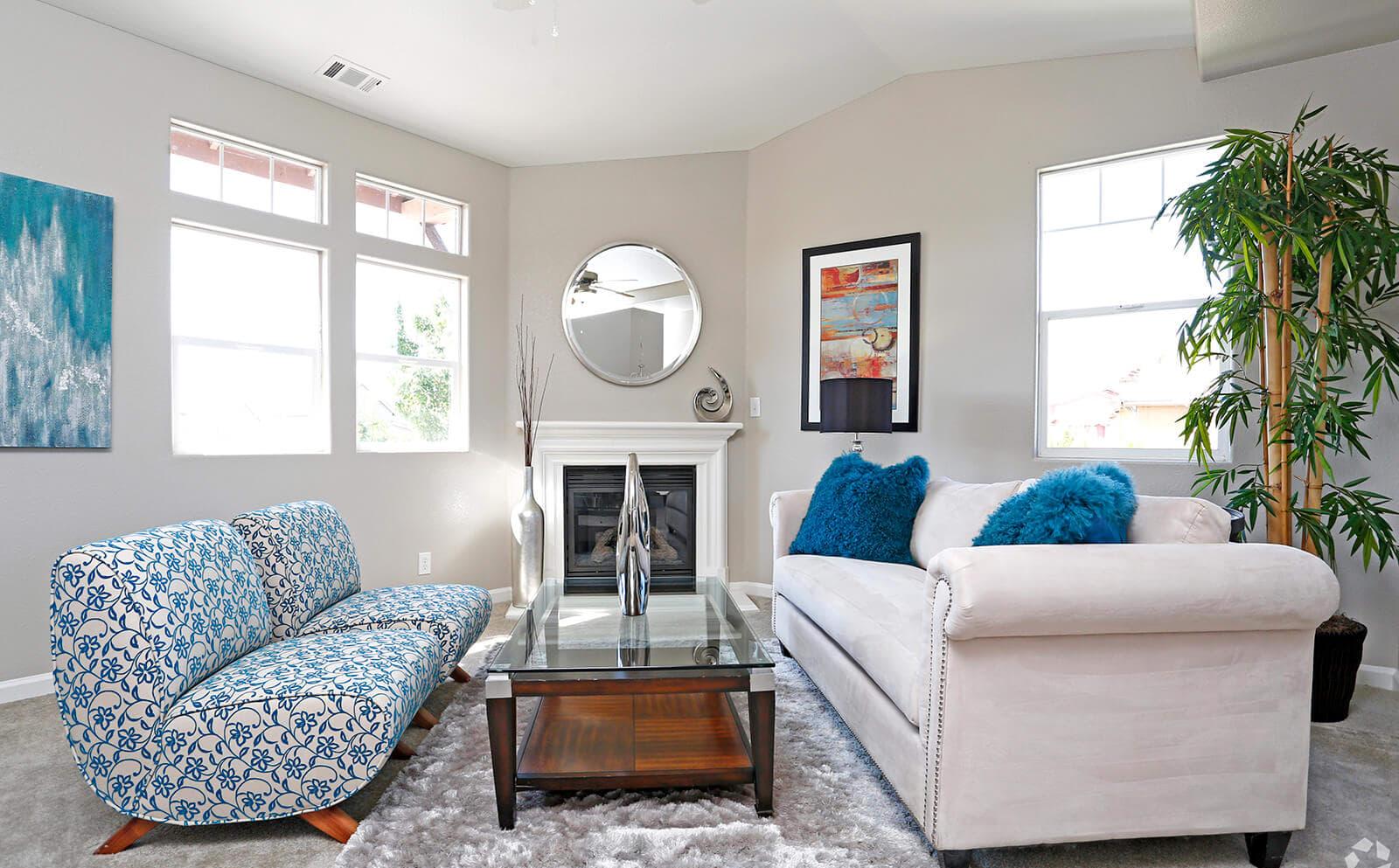 Apartment Interiorat Caviata at Kiley Ranch, Nevada, 89436