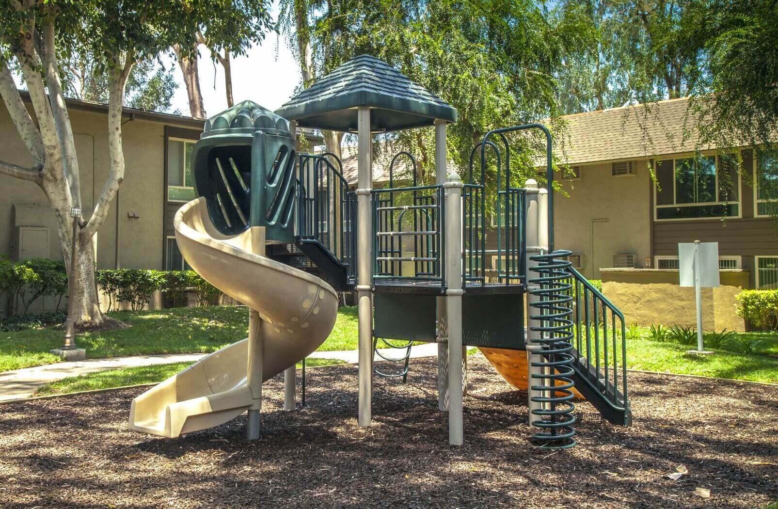 Children's park at Hills at Hacienda Heights, Hacienda Heights, CA