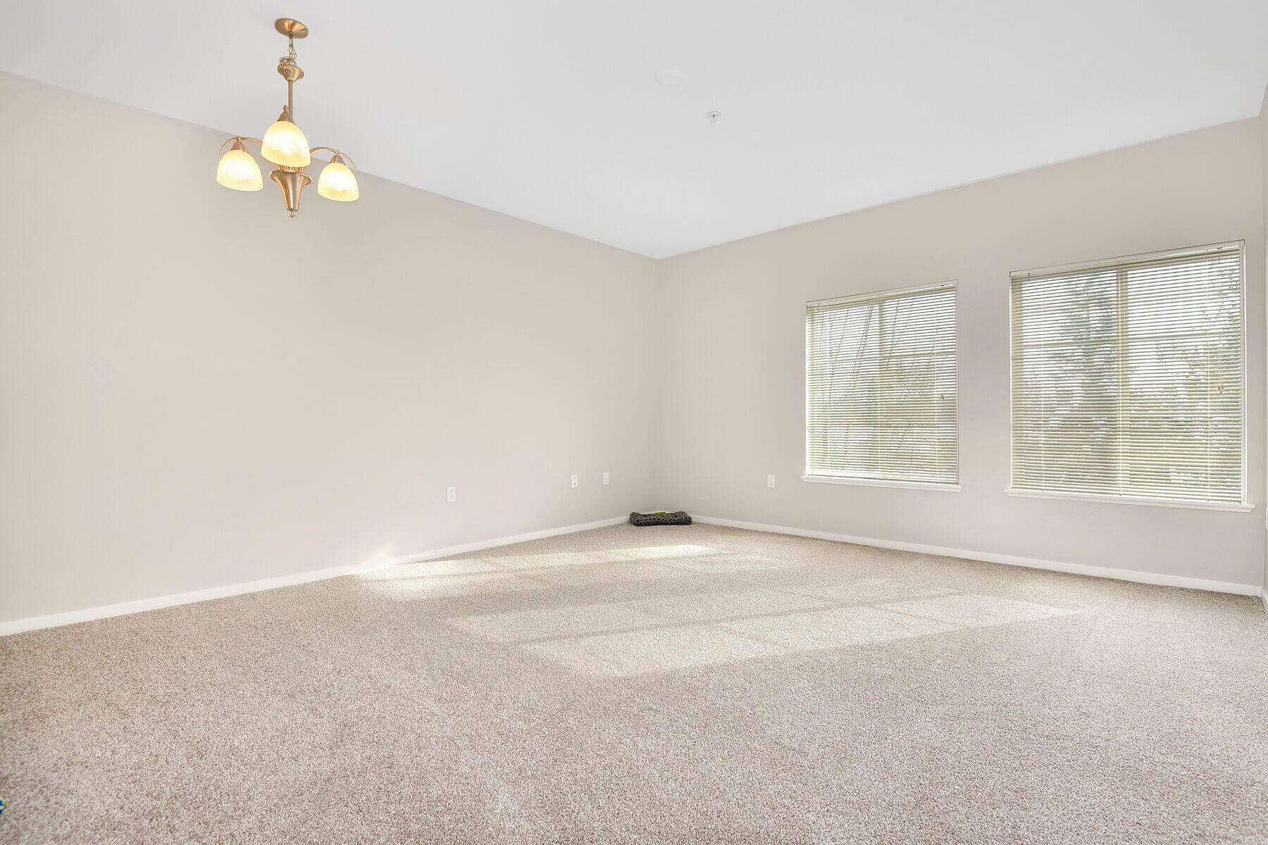 Lively Living Rooms at Reunion at Redmond Ridge, Redmond, WA