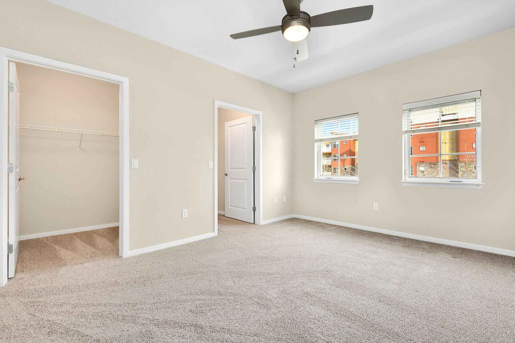 Neutral Carpet Color at Reunion at Redmond Ridge, WA , 98053