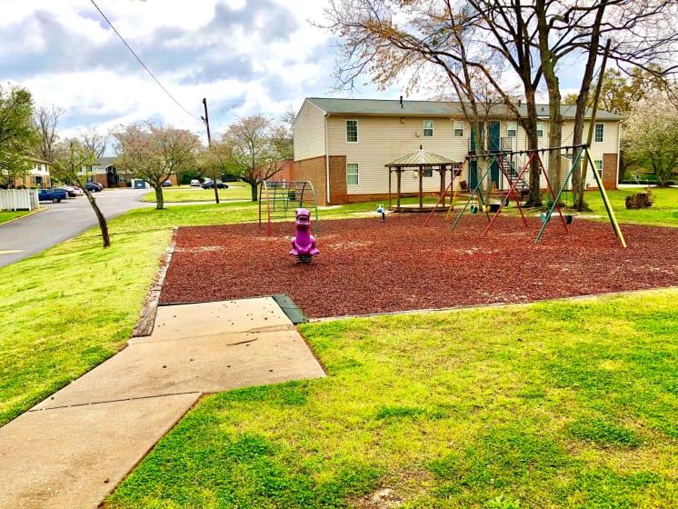 Union Hill Playground