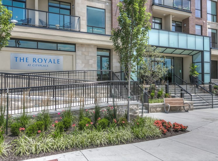 The Royale at CityPlace
