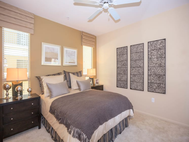 Spacious Bedroom at Meridian Place, Northridge, CA, 91324