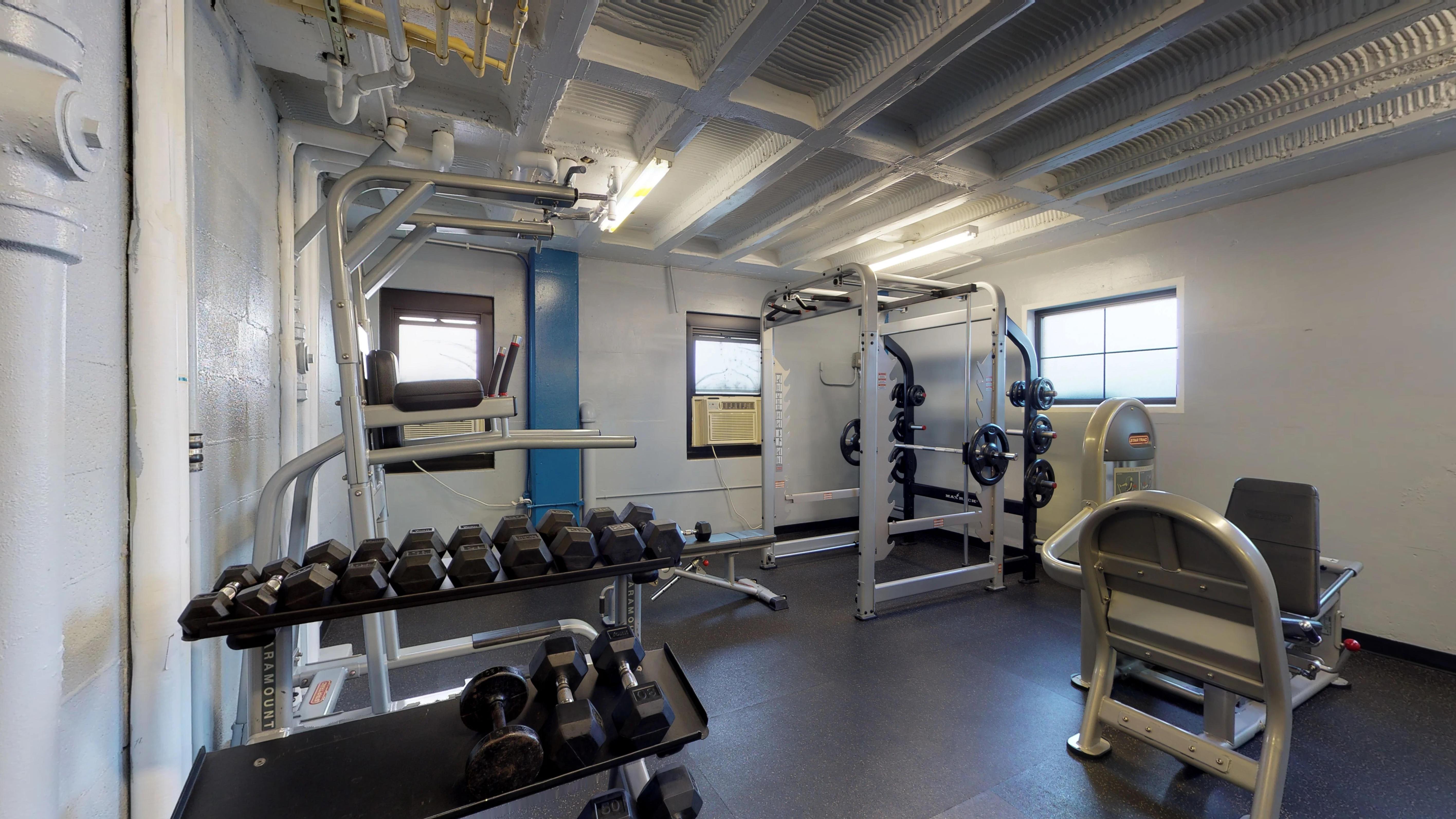 Bridgeyard's Fitness Center