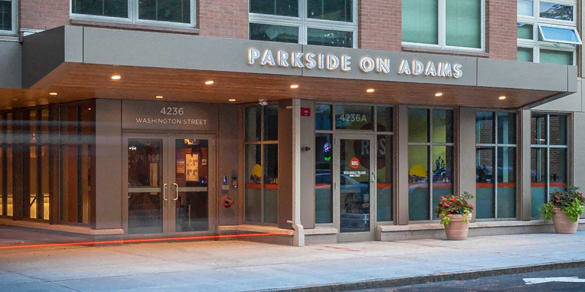 Parkside on Adams Apartments in Roslindale MA