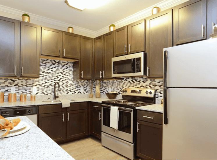 Luxury Kitchen Design at Arrington Ridge, Round Rock, Texas