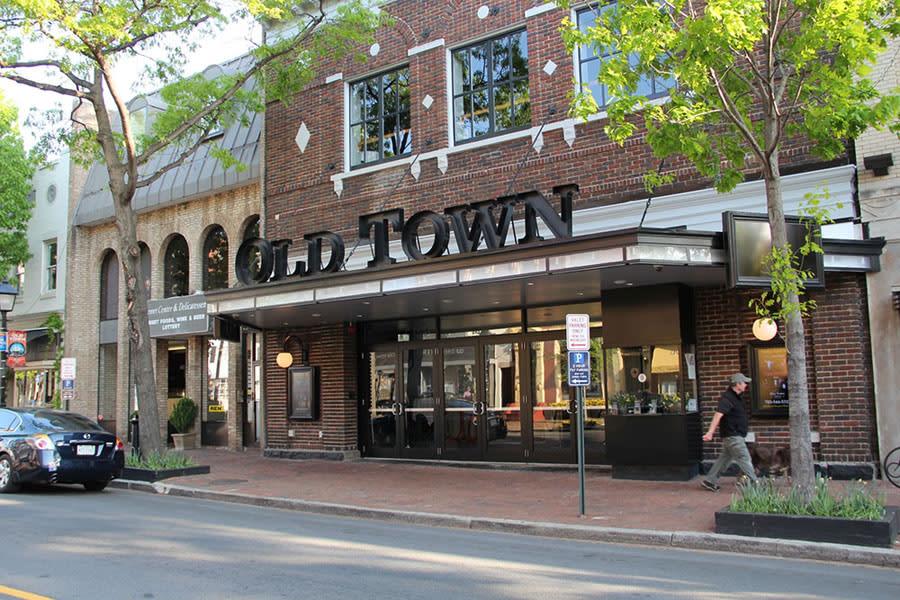 Old Town is located near Bridgeyard in Alexandria, VA