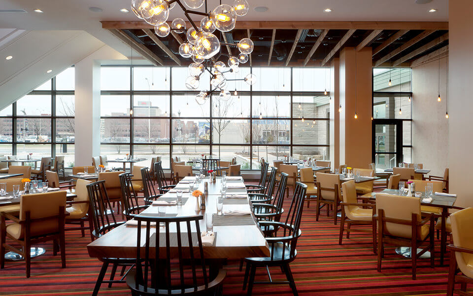 Easy Dining at CityWay, Indiana