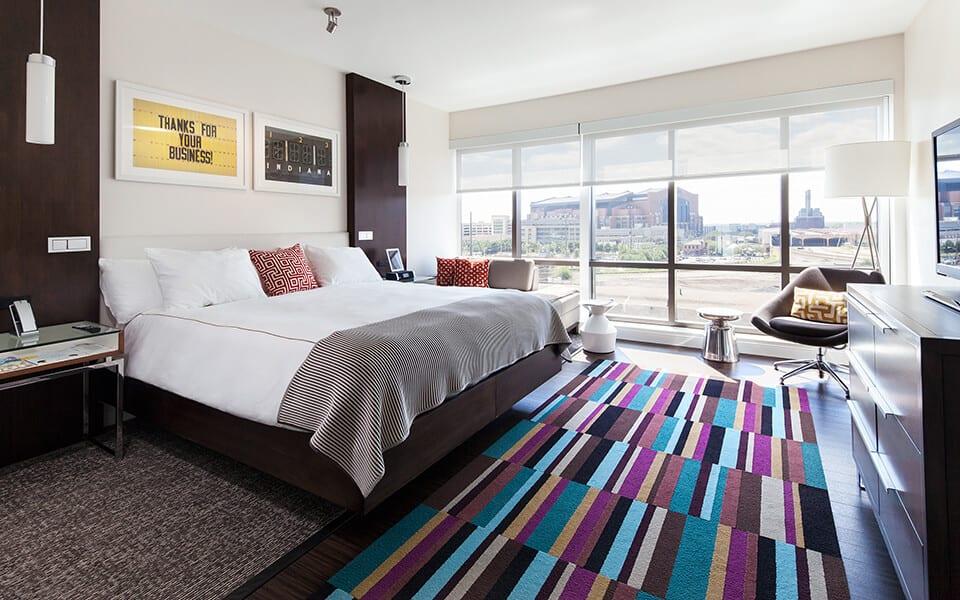 Bedroom Suite at CityWay, Indiana, 46204