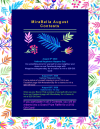 August contests banner at Mirabella Apartments, Bermuda Dunes, California