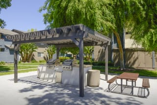 Community Grilling Stations at Waterleaf, Vista, California