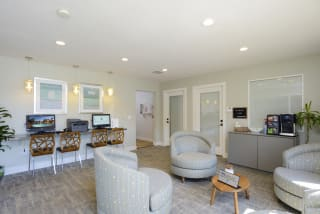 Business Center with High Speed Internet at Waterleaf, California, 92083