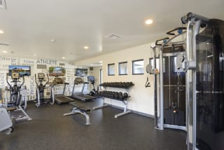 High Endurance Fitness Center at Waterleaf, CA, 92083