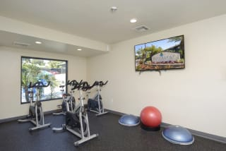 High-Tech Fitness Center at Waterleaf, 333 North Emerald Drive