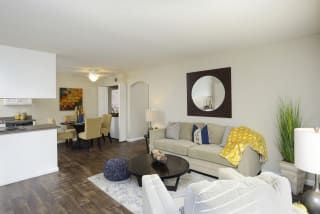 Spacious Living Room at Waterleaf, Vista, CA