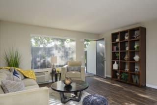 Living Room at Waterleaf, California, 92083