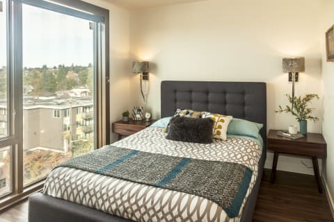 Live in Cozy Bedrooms at Ballard Lofts, 6450 24th Avenue, NW Seattle, 98107