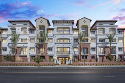 Beautiful Construction at Le Blanc Apartment Homes, Canoga Park, CA, 91304