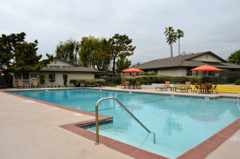 Resort-Style Pool at Terramonte Apartment Homes, Pomona