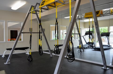 Fitness Center at Terramonte Apartment Homes, Pomona, CA