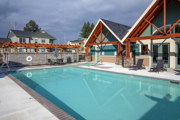 The Landing Pool & Pool Deck