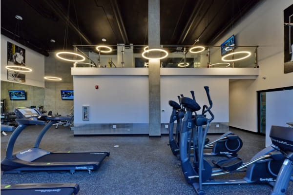 Fitness Center at Block C, San Marcos, CA