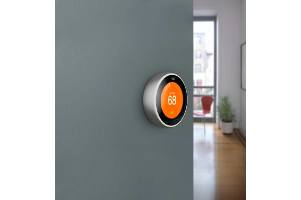 Nest Thermostats at 1600 Vine Apartment Homes, Los Angeles, 90028