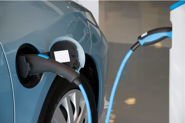 10 ChargePoint EV Charing Stations for Resident Electric Vehicles