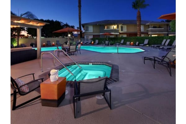 Soothing Spas at Mirabella Apartments, Bermuda Dunes, 92203