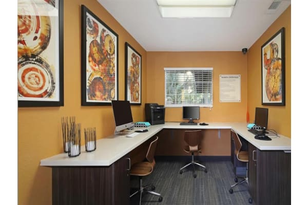 Business Center with WiFi at Mirabella Apartments, Bermuda Dunes, California