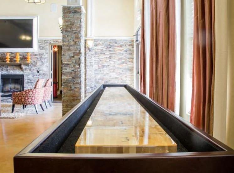 Community Clubhouse Billiard at Arrington Ridge, Round Rock, TX