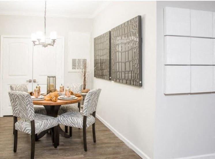 Formal Dining Room at Arrington Ridge, Texas, 78665