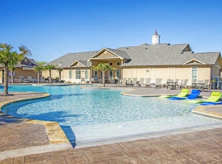 Resort-Style Pool at Arrington Ridge, Round Rock, TX, 78665