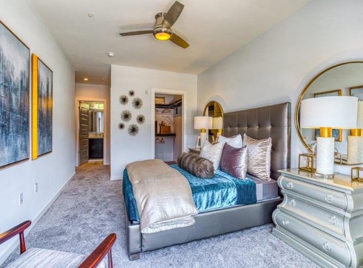 Spacious Bedrooms at Carroll at Bellemeade, Greensboro