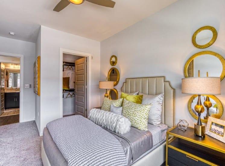 Large Bed at Carroll at Bellemeade, Greensboro, NC