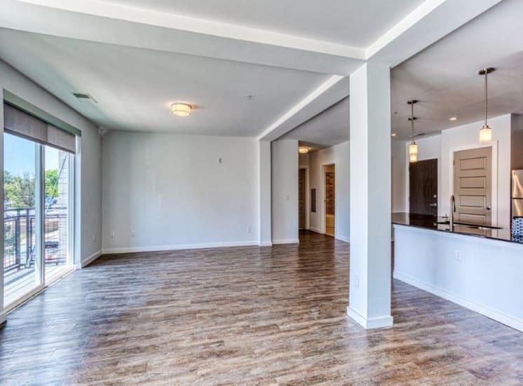 Accessible Apartment Homes at Carroll at Bellemeade, Greensboro