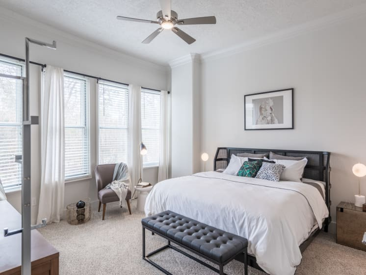 model bedroom apartments in downtown houston