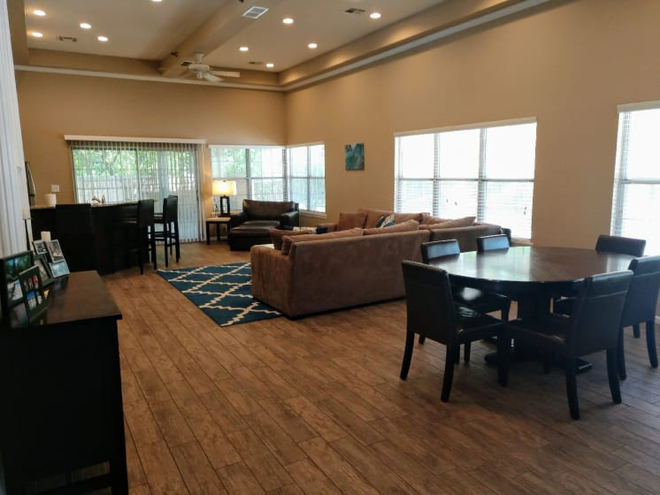 Large Interactive Clubhouse at Deer Run Apartments, Brown Deer, WI, 53223