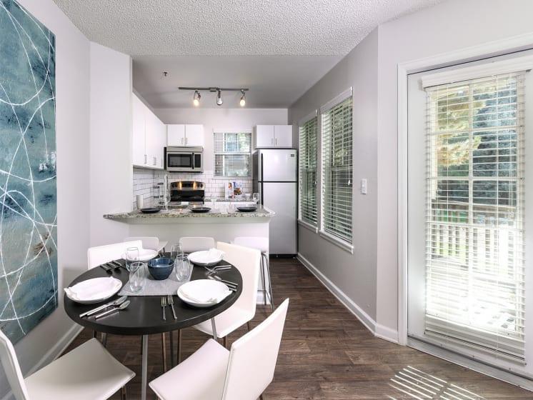 Expansive Windows For Natural Light at Verdant Apartment Homes, Boulder, CO